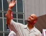 Albert Pujols in the Red Carpet Parade at the All Star Game