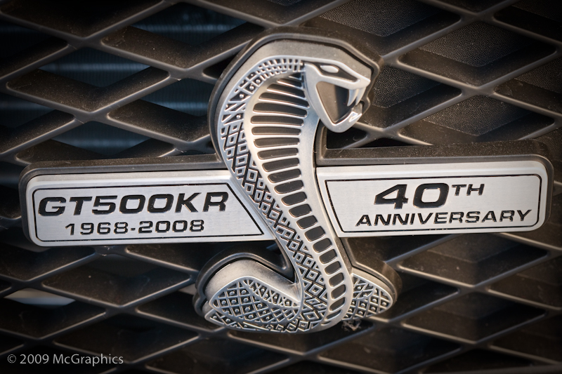 Shelby GT500KR Ford Mustang