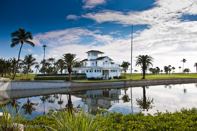 Golf pro shop at The Gasparilla Inn and Club