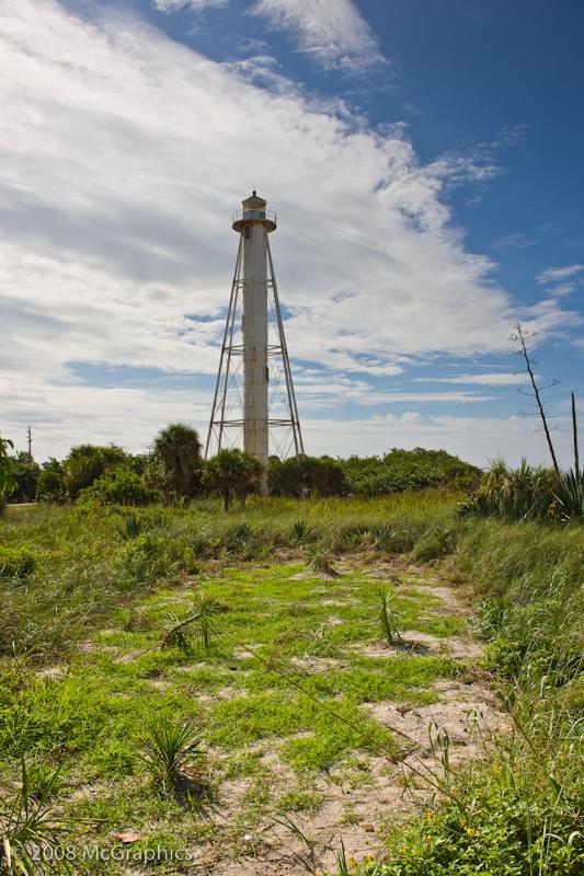 Gasparilla Island Rear Range Light